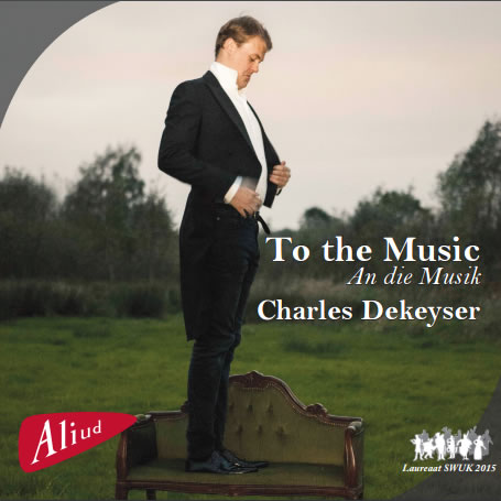 Charles dekeyser cover CD