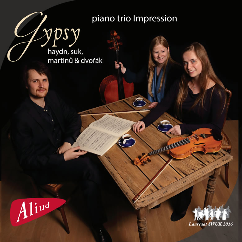 Trio impression CD opname